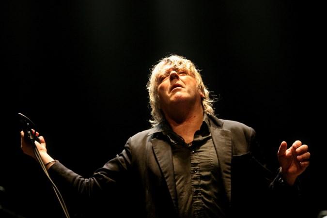 Belgische rockzanger Arno Hintjens blaast tournee af vanwege kanker