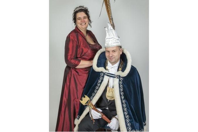 Oetgerope: Prins Bram Schiltmans van CV de Borchgrave uit Roosteren