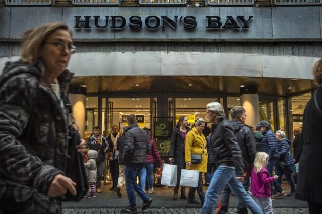 Hudson's Bay sloot jaar af met tekort van bijna 74 miljoen euro