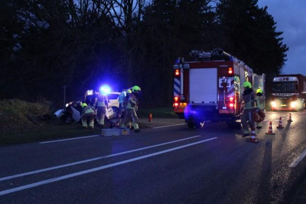 Ongeval op N275: voorbijgangers ontfermen zich over slachtoffer