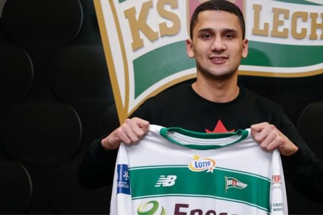 Promotie in Polen: Omran Haydary naar winnaar Supercup