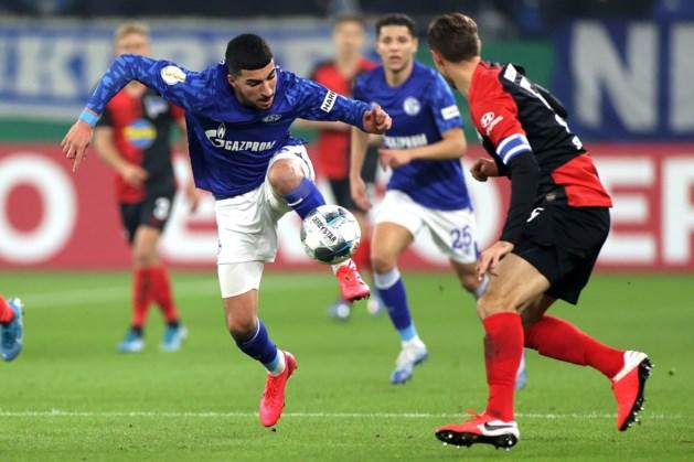 Halve ton boete voor Schalke 04 wegens racistische fans