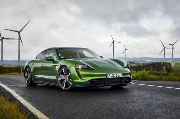 Zo verslaat de elektrische Porsche Taycan de 1000 pk sterke Bugatti Veyron