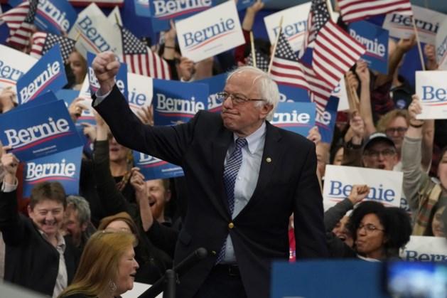 Sanders wint voorverkiezing Democraten in New Hampshire