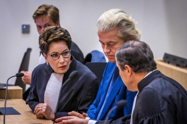 Wilders over geheim document: OM handelde 'bijna crimineel'