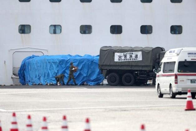 Opnieuw 39 gevallen coronavirus op cruiseschip bij Japan
