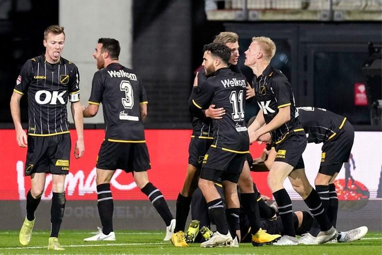 Reuzendoder NAC schakelt na PSV ook AZ uit in bekertoernooi