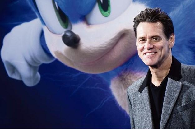 Jim Carrey leeft zich weer uit in Sonic the Hedgehog