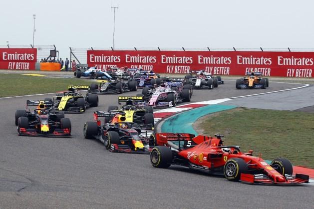 Grand Prix van China uitgesteld wegens coronavirus