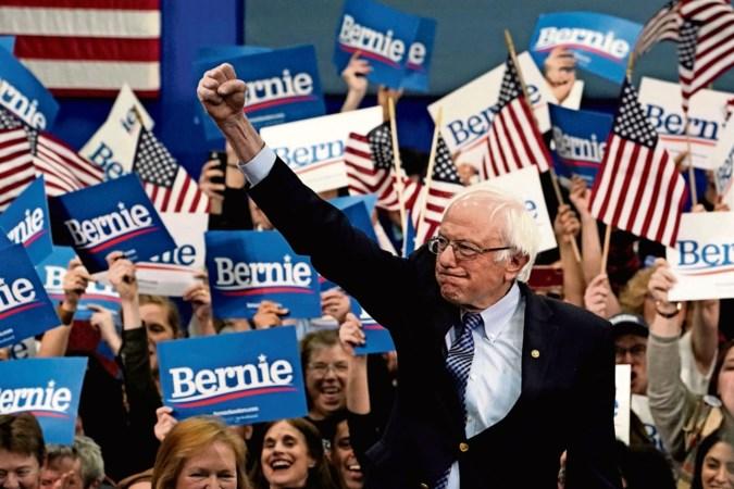 Kan 'rockster' Bernie Trump verslaan?