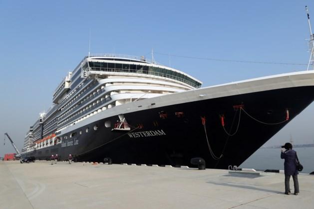 Cruiseschip Westerdam mag aanmeren in Cambodja