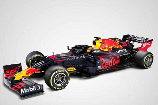 Red Bull onthult de nieuwe wagen van Max Verstappen