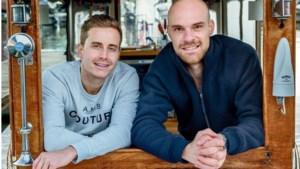 Carl en Robertino besteden 800 euro per maand aan eten: 'We eten altijd veganistisch. Goed eten is belangrijk'