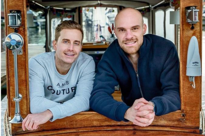 Carl en Robert besteden 800 euro per maand aan eten: 'We eten altijd veganistisch. Goed eten is belangrijk'
