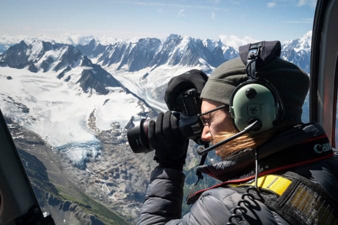 De Mont Blanc smelt en is vervuild: hoogste berg van Europa komt onder toezicht