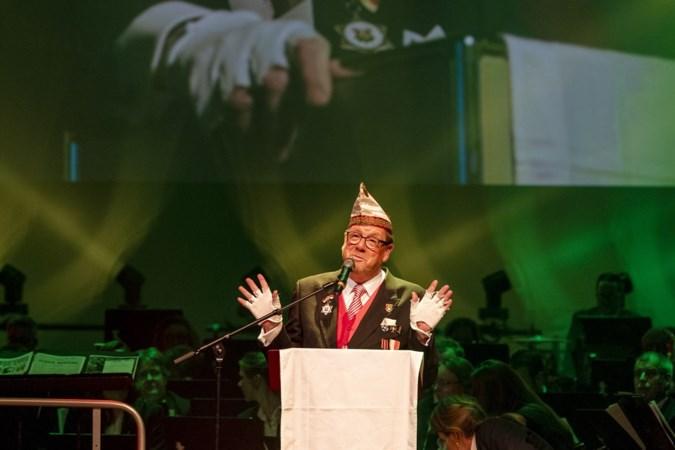 Sjpasminister en vasteloavesjeck Fer Kousen is altijd weer blij als het Aswoensdag is