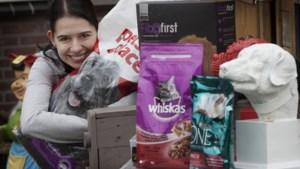 Dierenvoedselbank Limburg kan vraag klanten en aanbod goederen niet aan