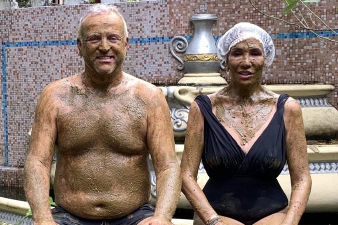 Patty en Gordon laten zich op zoektocht naar eeuwige jeugd levend begraven