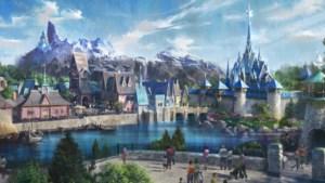Eerste plannen voor 'Frozen Land' in Disneyland Parijs uitgelekt: zo mooi ziet Arendelle eruit