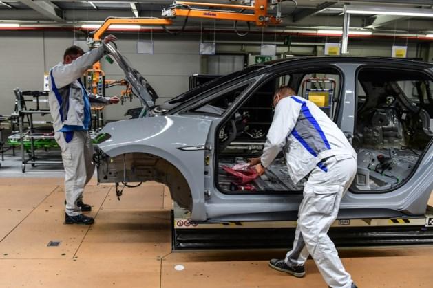 Duitse economie komt tot stilstand
