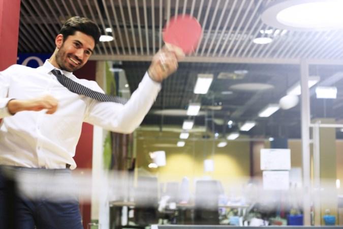 Het sollicitatiegesprek van de toekomst: een potje pingpongen?