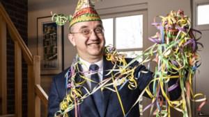 Burgemeester Hessels praat over kerk en carnaval op KRO-tv