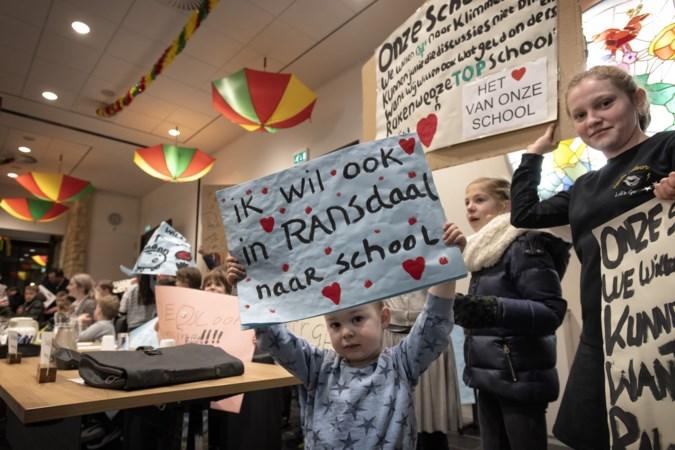 Plan in de maak voor behoud van basisscholen in Ransdaal en Ubachsberg