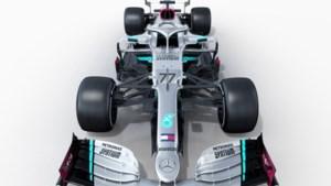 Mercedes showt nieuwe 'liefde' van Hamilton