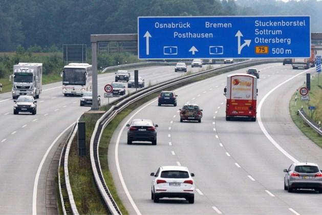 Voorlopig geen maximumsnelheid op Duitse Autobahn