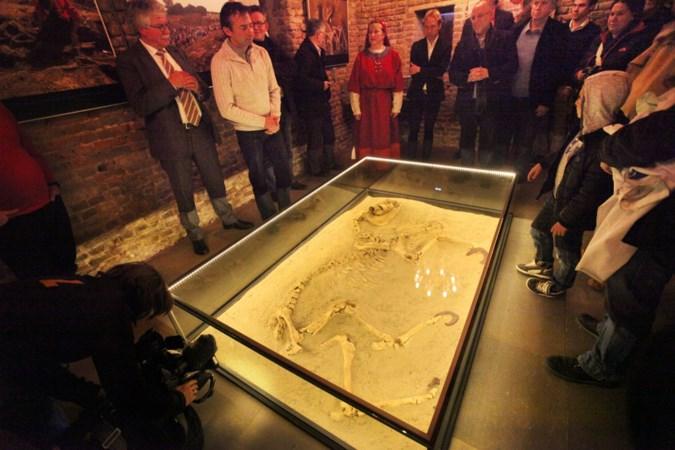 Archeologische vondsten Grensmaas worden ondergebracht in nieuw bezoekerscentrum Itteren