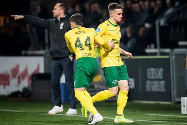 Rota debuteert in basis tegen Emmen, Damascan terug aan de aftrap