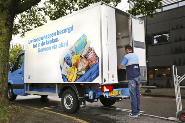 Albert Heijn gaat ook in België boodschappen thuis bezorgen