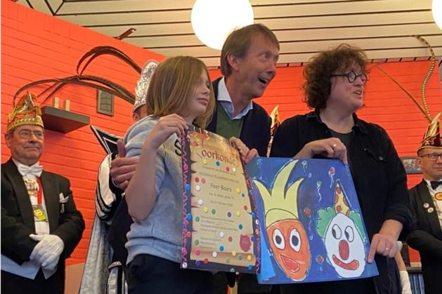 Peer Baars winnaar Kènjervastelaovesposter Zitterd-Gelaen