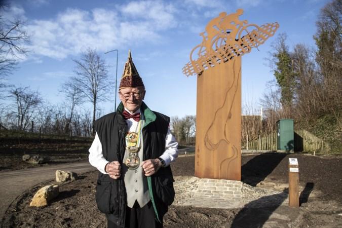 Profwielrenner Henk Steevens moest 6 x 11 jaar geleden als boegbeeld van Elsloo prins worden