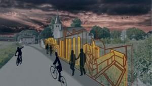 Clemensdomein in Merkelbeek als baken van licht en knooppunt voor wandelaars en fietsers