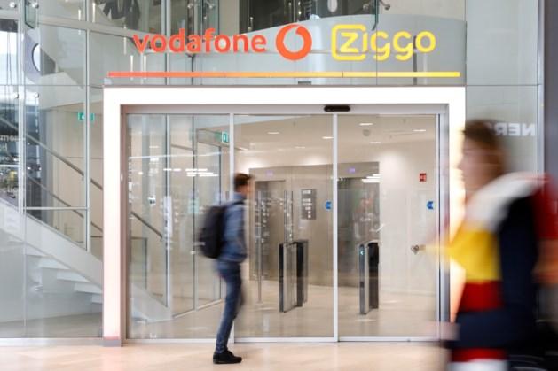 VodafoneZiggo ziet omzet licht stijgen