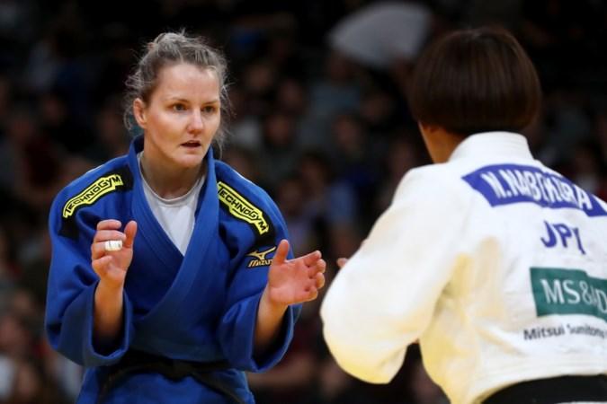 Judoka Juul Franssen beleeft horrordag in Parijs: 'Mijn blessure valt in het niet bij wat met Tessie is gebeurd'