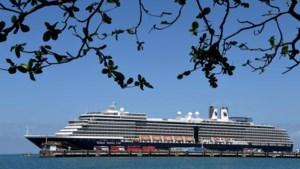 Tóch coronabesmetting op cruiseschip Westerdam