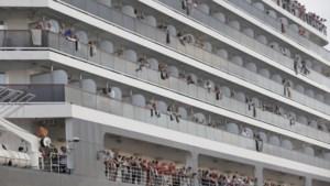 Groep cruisegangers Westerdam mag niet reizen via Schiphol