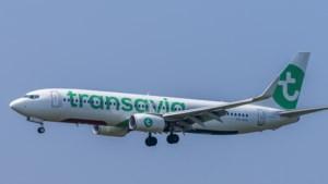 Toestel Transavia naar Eindhoven wijkt uit naar Bordeaux