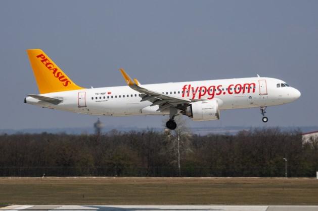 Vliegtuig geëvacueerd na landing in Düsseldorf door brand