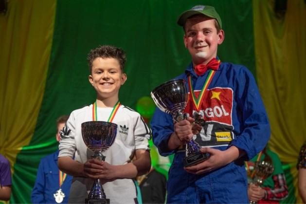 Foto's: Sem en Thijs winnen Limburgs Jeugd Buuttekampioenschap