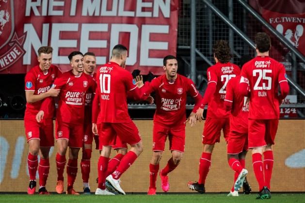 AZ is het even helemaal kwijt en verliest ook bij FC Twente