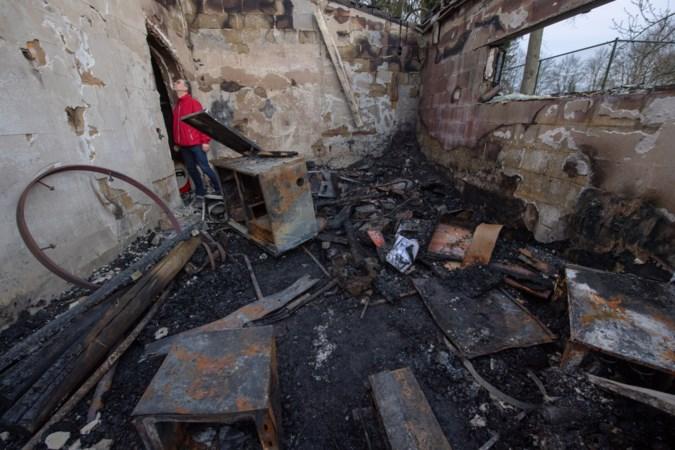 Clubhuis scouting Sint Jozef deels verwoest na brandstichting: 'Het is zo zinloos'