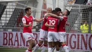 Mares en Bertrams helpen MVV aan zege op mak Go Ahead Eagles