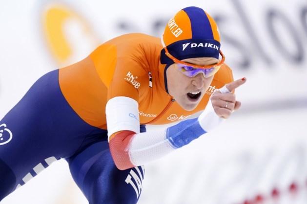 Schaatsster Wüst prolongeert wereldtitel op 1500 meter