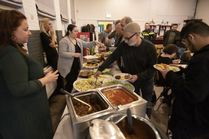 Roermondse Veld vindt de vrijheid in een lopend buffet