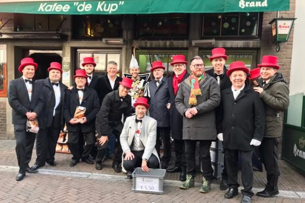 Sittardse nonnevotte-actie Wo-Van levert ruim duizend euro op