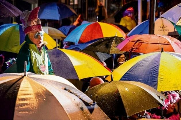 Nat en winderig carnavalsweekend voorspeld