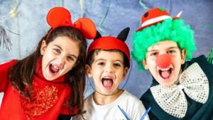 Kinder- en familiecarnaval bij Klaver 4 in Brunssum